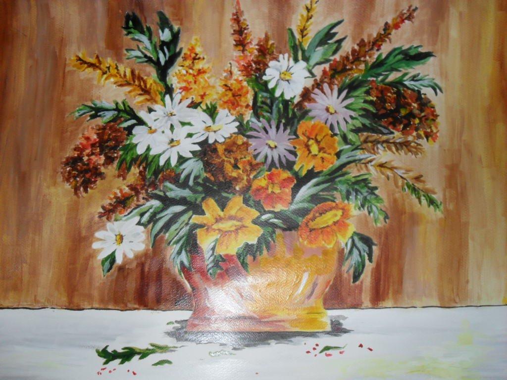 Fleurs  dans Anciens dessins SDC11985